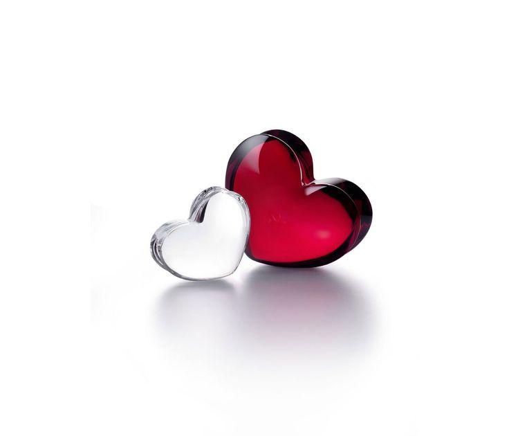 ZINZIN HEART | Baccarat Decorative pieces