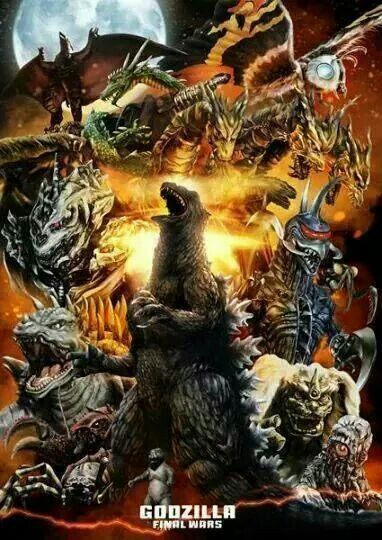 This is one of my favorite Godzilla movies
