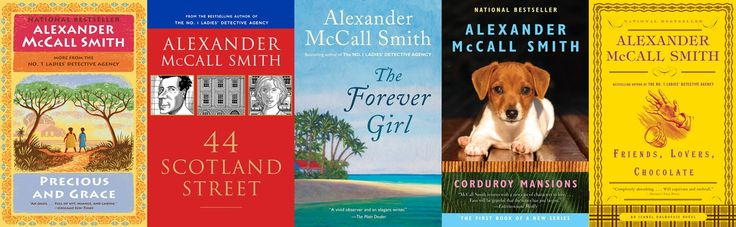 A Reader's Guide to Alexander McCall Smith - Signature Reads