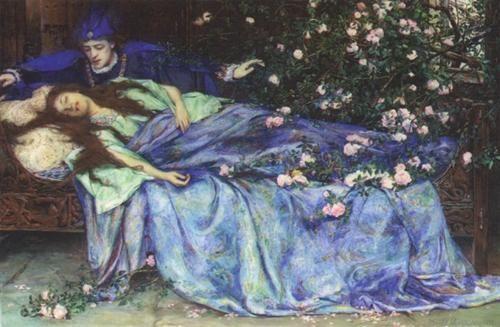 Sleeping Beauty, By Giambattista Basile