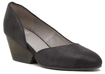3f7cc566f9d1 Eileen Fisher Lily Half d Orsay Wedge Pump
