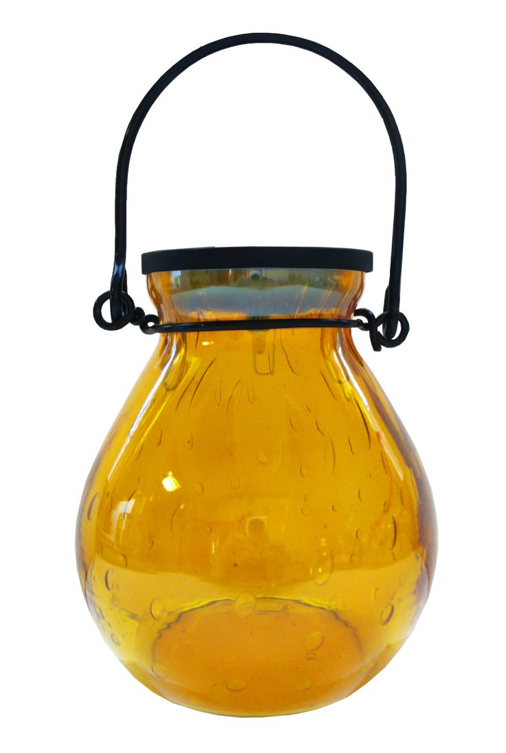 Features:  -Includes 1 coin cell battery.  -Spring Lake collection.  -Solar powered and designed for outdoor use.  -Created from artisan handblown glass.  -Solar panel charges during the day, lights v