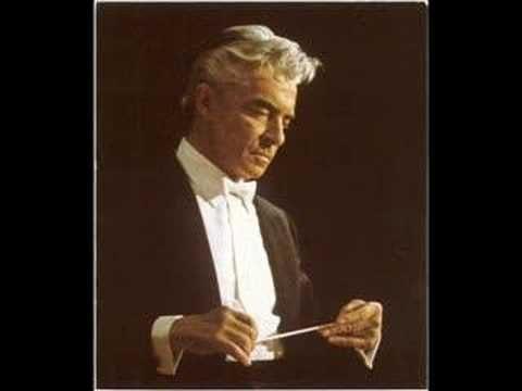 "Johann Sebastian Bach - Suite nº 3, BWV 1068 (Karajan) ""Air on G String"""
