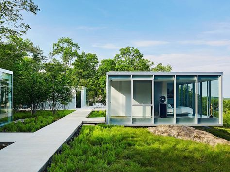 toshiko mori architect / greenburg-lee residence, ghent ny