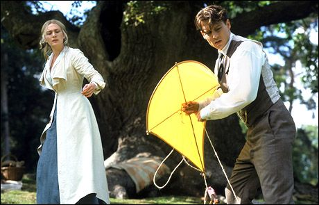 """Kate Winslet's costuming in this movie is incredible. love this jacket. Finding Neverland."""""""