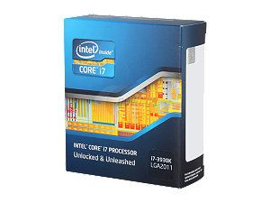 Intel Core i7-3930K Sandy Bridge-E 6-Core 3.2GHz (3.8GHz Turbo) LGA 2011 130W Desktop Processor BX80619i73930K