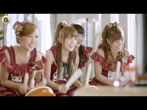 AKB48 CM ゲーム 太鼓の達人 Wii ②