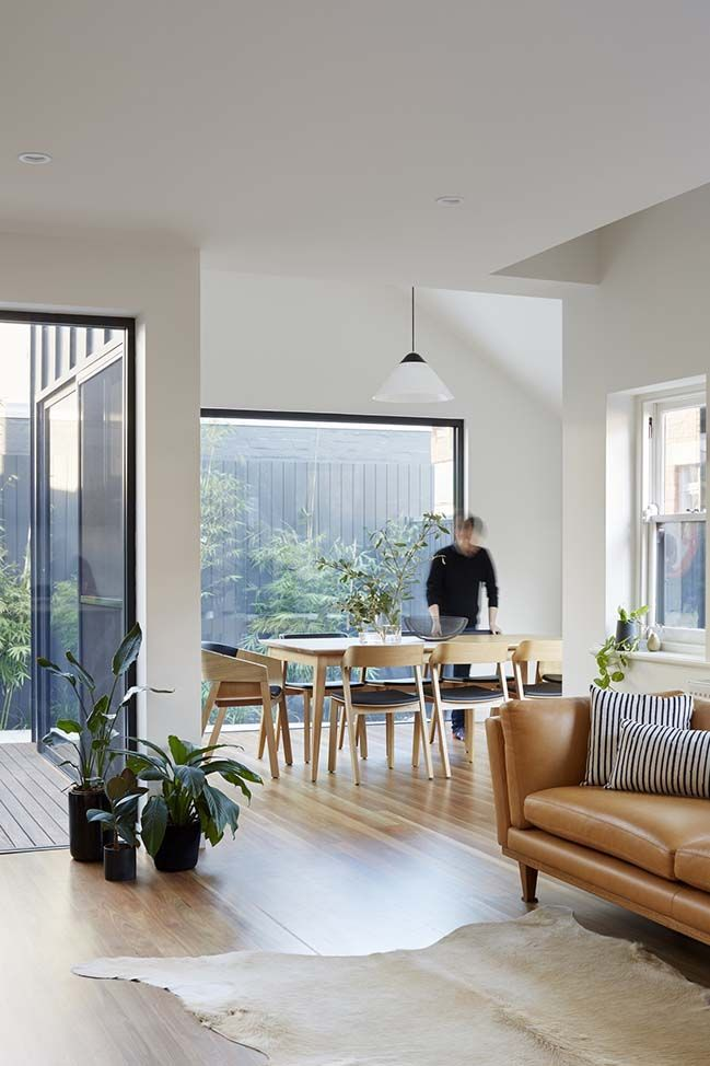 Shadow House In Melbourne By Nic Owen Architects With Images