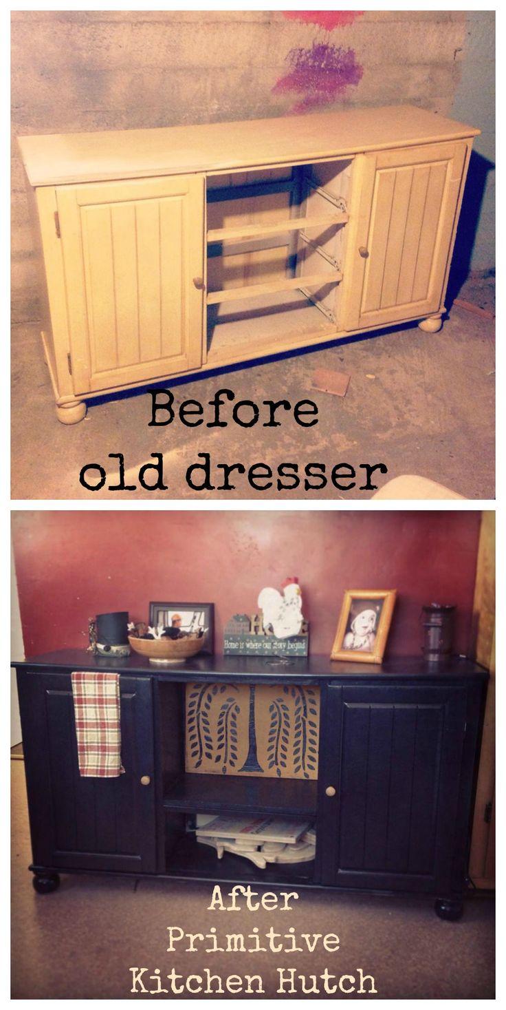 Dresser redo i am going to attempt w a modern piece i have
