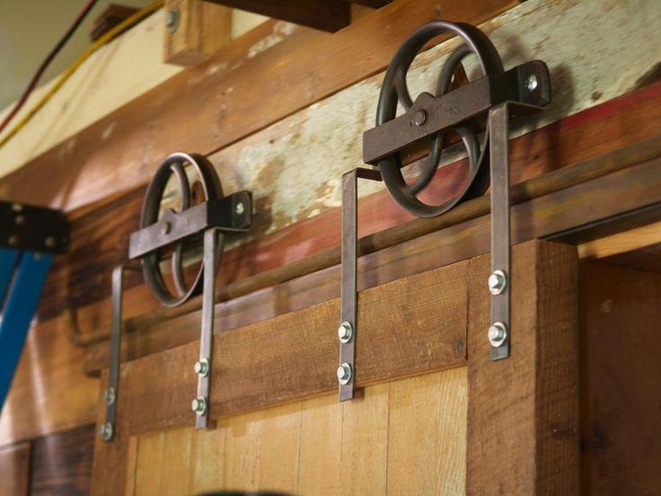 The 25 best Barn door track system ideas on Pinterest Screen