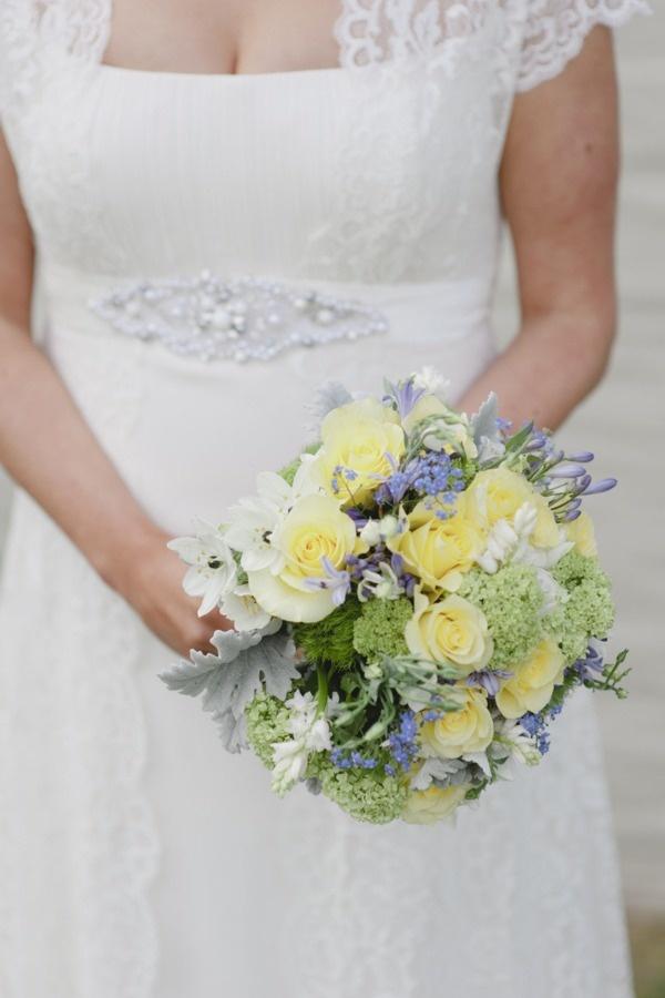 Lovely wedding flower