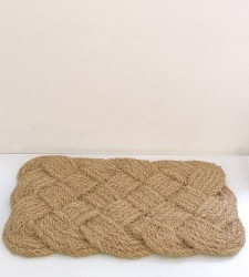 doormat.Doors Matte, Beach House, Farms, Doormat, Ropes Doors, Floors Matte, Front Doors, Doors Mats, Floors Mats