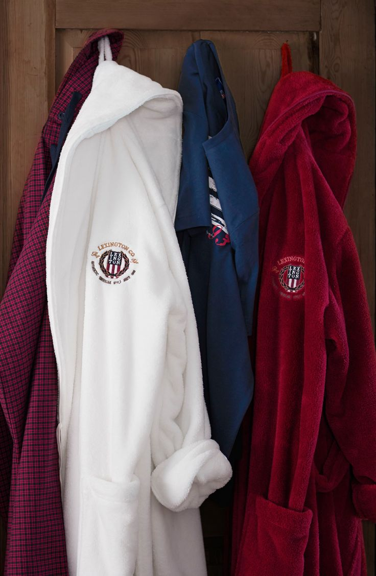 Lexington Robes - The Perfect Holiday Gift!