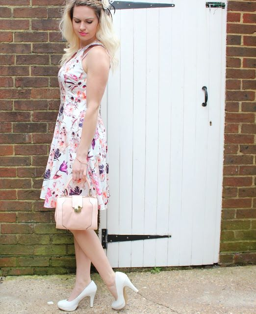 Style With Debenhams | Spring Floral Dress