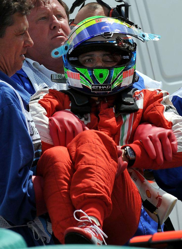 Felipe Massa - Hongrie 2009