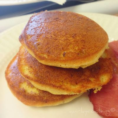 Quirky Cooking: Coconut Flour Pancakes (SCROLL DOWN) These turned out yummy