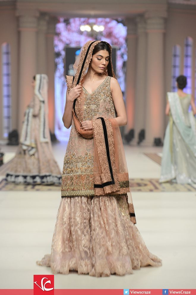 Amaar Shahid Collection at Telenor Bridal Couture Week 2014