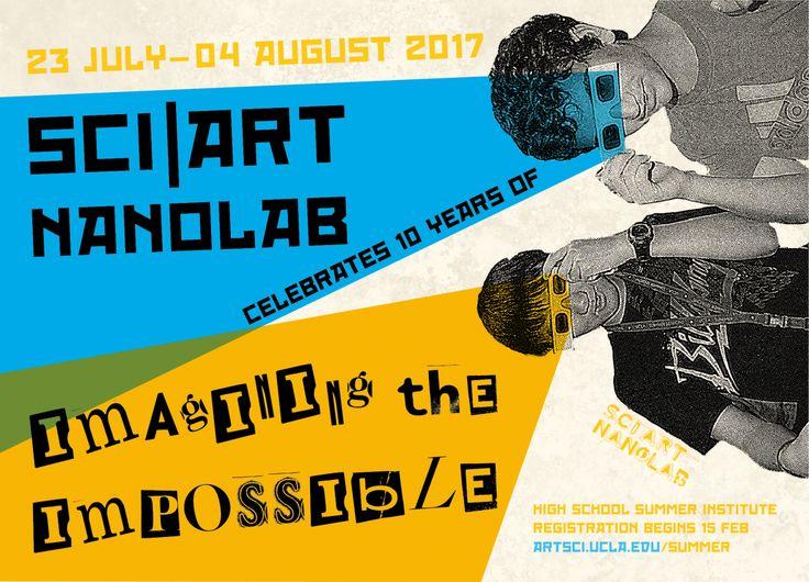 WELCOME TO SCI | ART NANOLAB | UCLA Sci|Art NanoLab Summer Institute