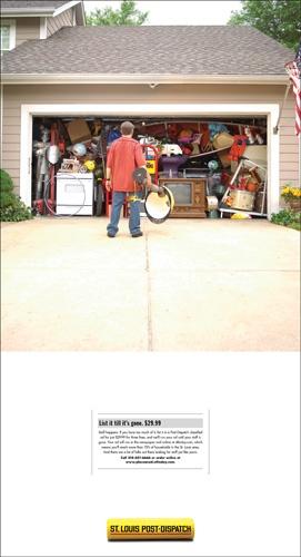 Garage - St. Louis Post Dispatch