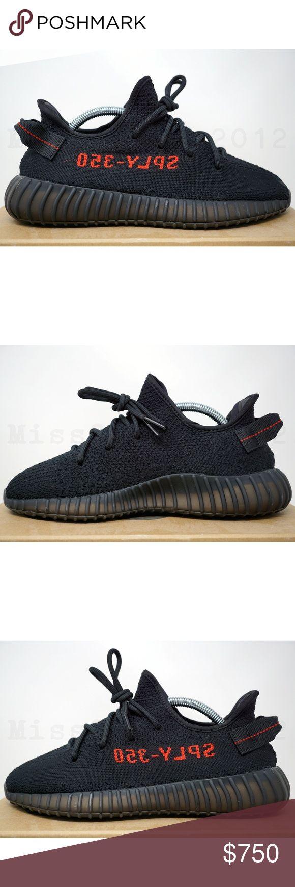 Adidas Yeezy Boost 350 V2 \u0027Bred\u0027