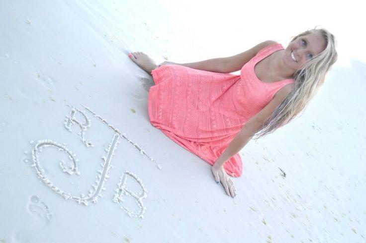 Senior beach pictures ideas