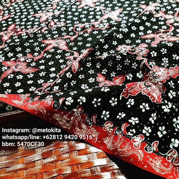 Batik tulis lasem. Handwritten batik, made in Indonesia. www.facebook.com/metokita or instagram: @metokita