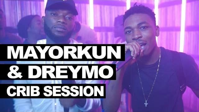Video: Mayorkun & Dremo Freestyle – Westwood Crib Session