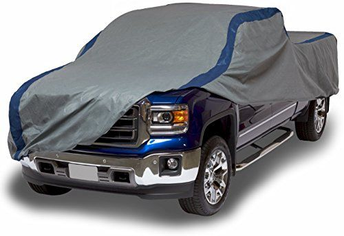 """Duck Covers A3T232 Weather Defender Pickup Truck Cover for Extended Cab Short Bed Trucks up to 19' 4"""". For product info go to:  https://www.caraccessoriesonlinemarket.com/duck-covers-a3t232-weather-defender-pickup-truck-cover-for-extended-cab-short-bed-trucks-up-to-19-4/"""