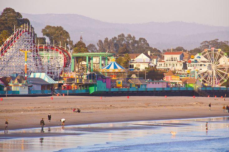 Main Beach Santa Cruz Ca The Best Beaches In World
