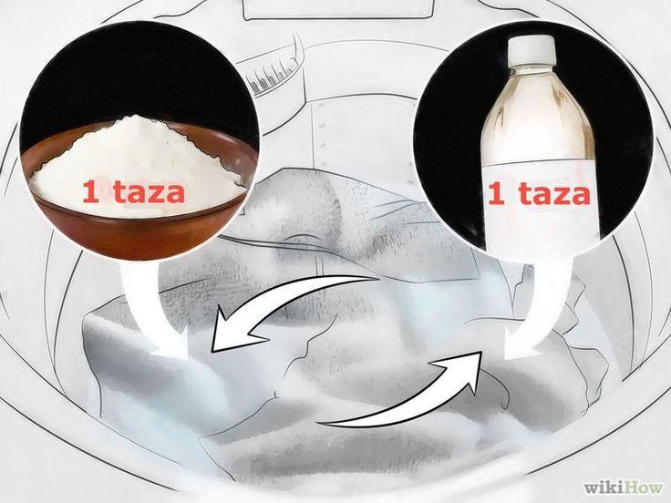 3 formas de quitar el olor a moho de las toallas
