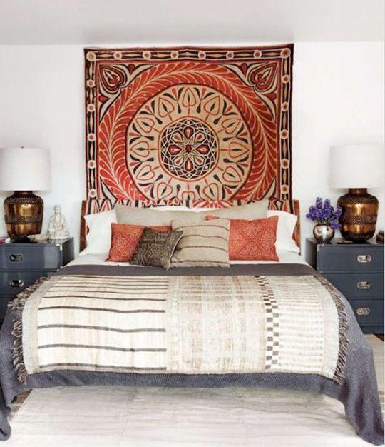 Tapestry Headboards