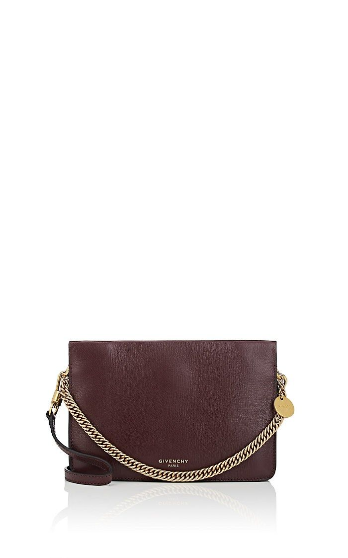 5b86e4220a63 Givenchy Cross3 Leather   Suede Crossbody Bag