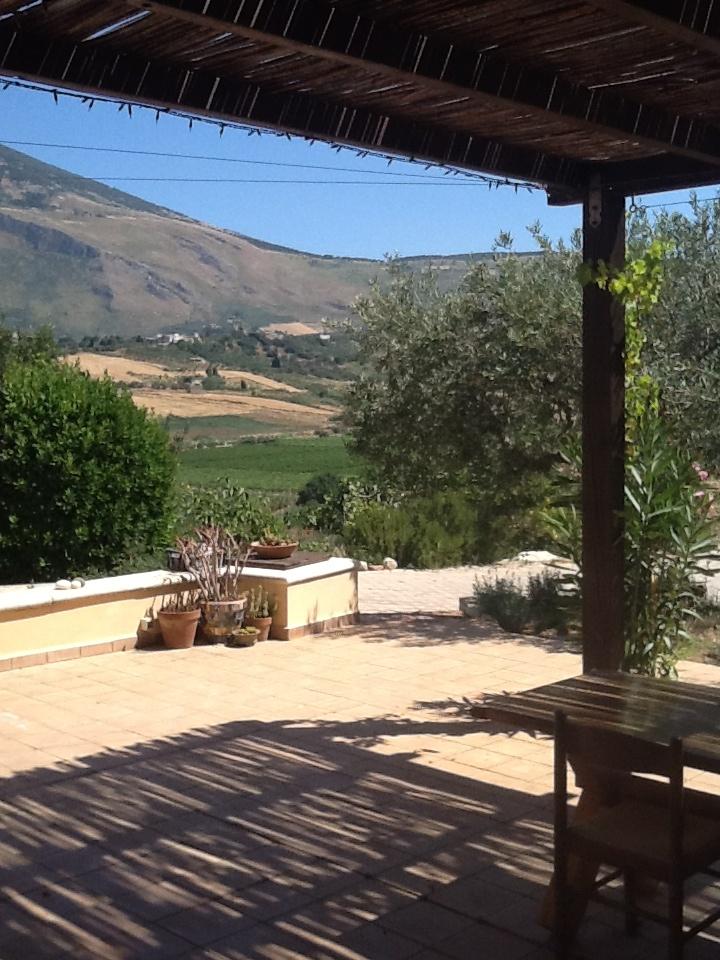 Al sole b & b Scopello, Sicily