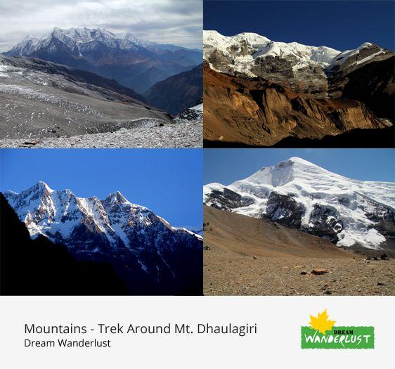 Dhaulagiri trek -2014 The region of star mountains in Nepal #DhaulagiriHimal - #GurjaHimal - #Manapathi - #Tukuche - #Mukut - #Sitacheurchure - #Nilgiri - #Annapurna