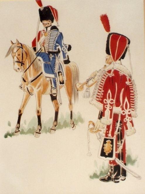 1815-18+Husares+de+Bailen.jpg (495×664)