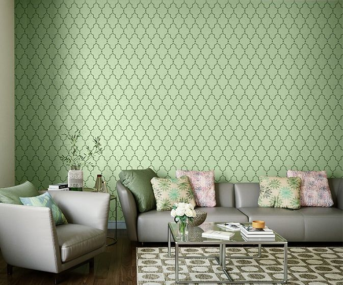 Minarets Online Wall Stencil Design Patterns Asian Paints Get Minarets In 2021 Stencils Wall Drawing Room Colour Asian Paints