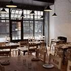 Chiltern Firehouse chef Nuno Mendes has gone back to his Portuguese roots at Taberna do Mercado in Spitalfields