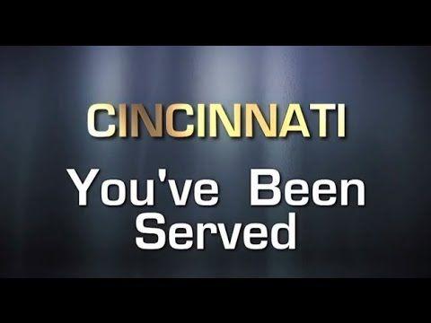 CINCINNATI, YOU'VE BEEN SERVED | PATERNITY COURT