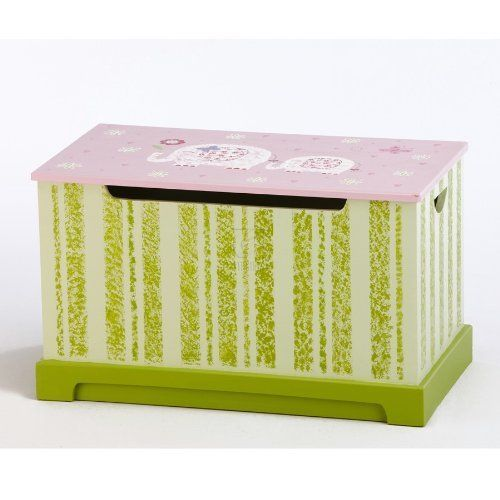 Kindergarten Plus Toy Chest (Pink Elephant) by Kindergarten Plus. $161.99. The whimsical pink elephant design of this Kindergarten Plus Toy Chest will have your child excited to put toys away just as much as taking them out to play. The sturdy Kindergarten Plus Toy Chest organizes any room and coordinates with a set to create a fun pink elephant inspired theme.