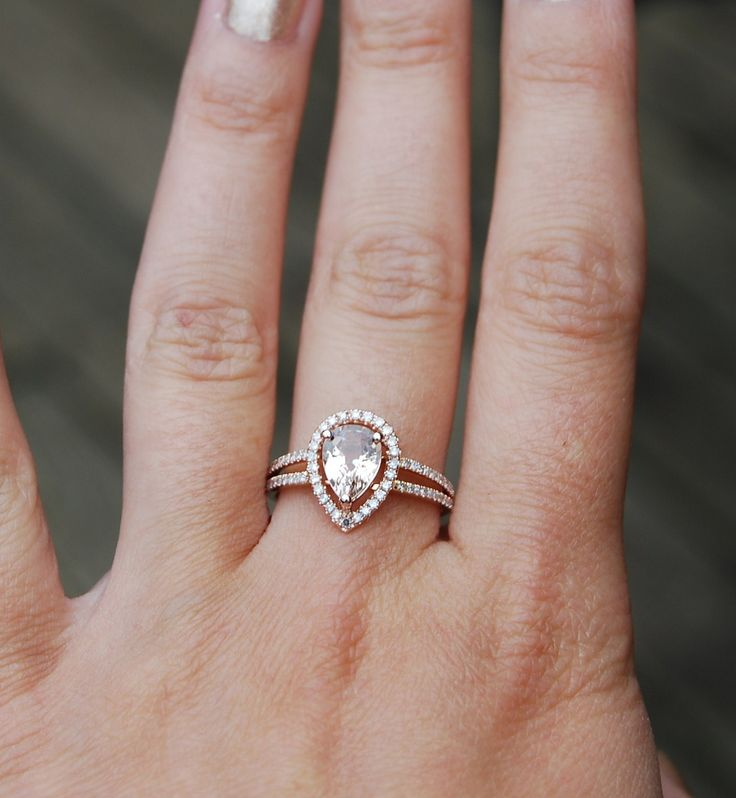 25 best ideas about Champagne engagement rings on Pinterest