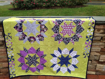 Sarcastic Quilter: Small Swoon