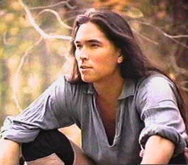 Eric Schweig in the Last of the Mohicans era  -- might have been Jackson but OMG I want to use him again. Thought he should have been featured so much more in LotM: Eye Candy, Dark Hair, Natural Beautiful, Native American Indian, Men Candy, Chains, Mohican, Ericschweig, Eric Schweig