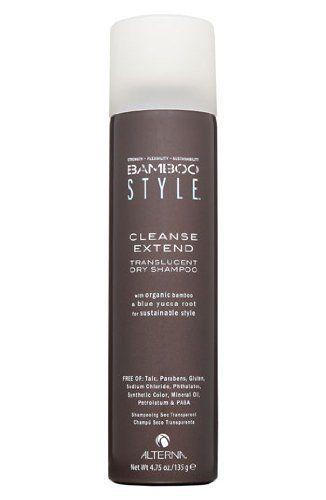 Alterna - Bamboo Style Cleanse Extend Translucent Dry Shampoo (150ml), http://www.amazon.co.uk/dp/B0088OXIYA/ref=cm_sw_r_pi_awdl_nSUOvb1GF7PR2