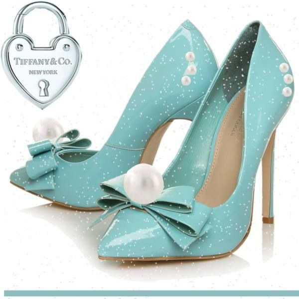 Tiffany Blue!!! These Don't Look Real. They Look Exactly