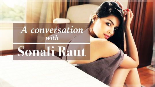 """A steamy conversation with Sonali Raut"" - a story by Kopal Jain"