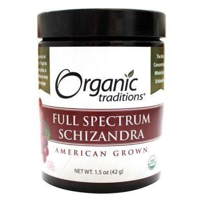 Organic Schizandra Extract