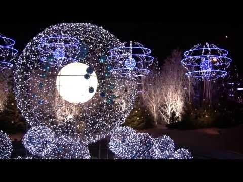 Champs-Élysées - Christmas in Paris - YouTube