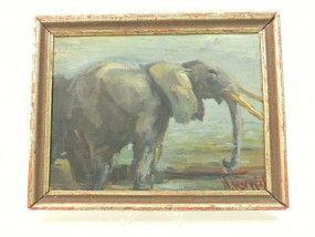 Die besten 17 ideen zu elefant gem lde auf pinterest for Minimal art zusammenfassung