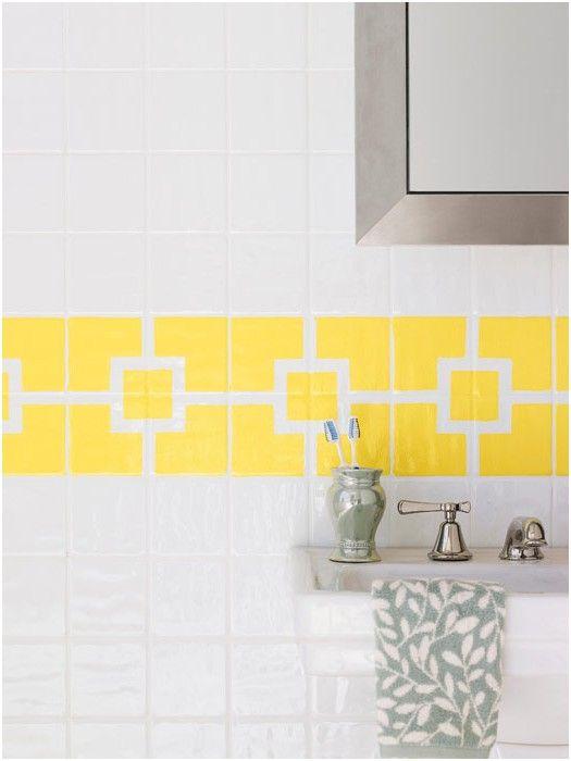 Painting Ceramic Tile In Bathroom best 20+ paint ceramic tiles ideas on pinterest | how to paint