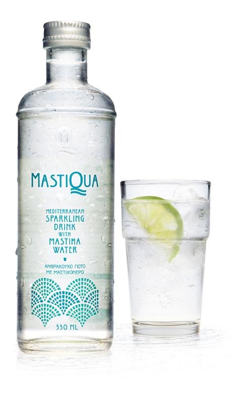 Water with Mastiha | Mastiqua
